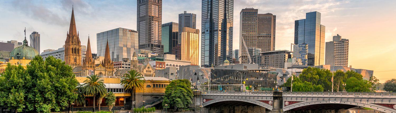 Coating.com.au - Melbourne Skyline