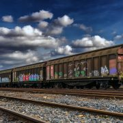 Anti Graffiti Paint is a smart move for trains