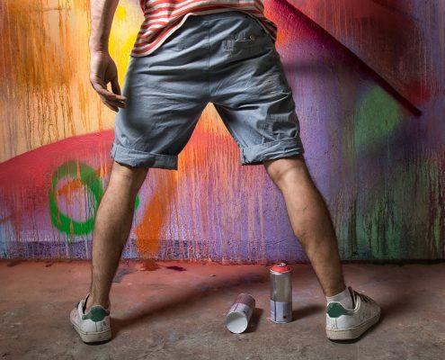 anti graffiti paint Australia