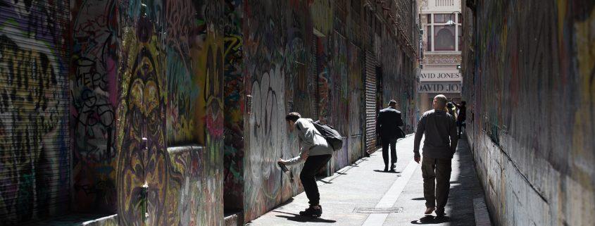 graffiti removal melbourne