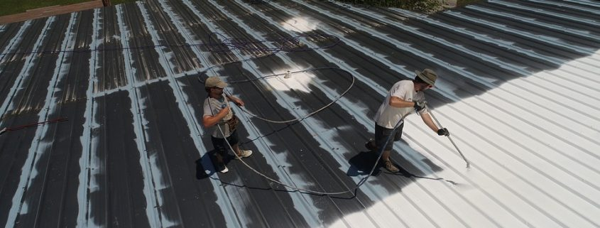 Roof coatings Perth companies can provide services for flat and pitched roofs.