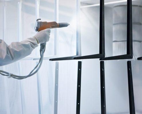 powder coating cost breakdown for Australia