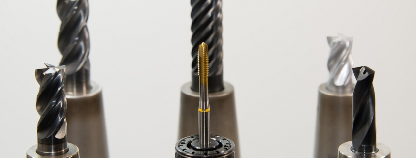 DLC coating strengthens and protects drill bits