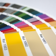 Discover the range of powder coating colours to make your project pop