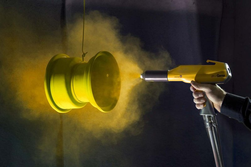 become a approved applicator with a powder coating certification