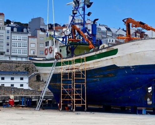 remove antifouling