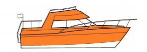 Yacht paint for above the waterline is about protection and decoration